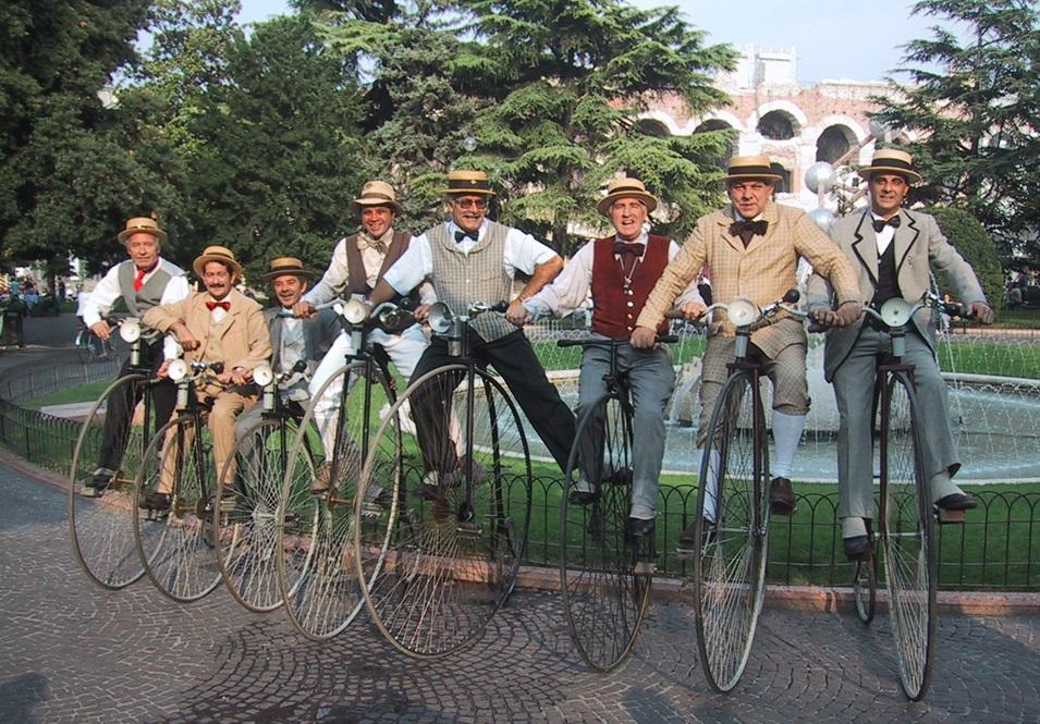Ciclisti Storici